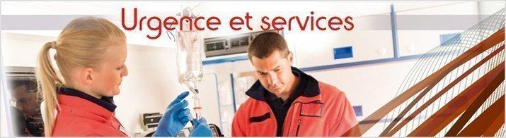 Urgences/Services