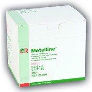 Compresses Metalline® pour trachéotomie