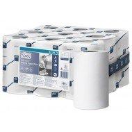 Papier d'essuyage Plus Bobine Mini pour Reflex® Distributeur Mini dévidage central - M3