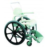 Chaise de douche Etac Clean grandes roues
