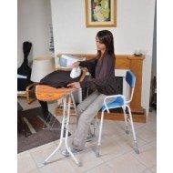 Chaise Confort haute capitonée