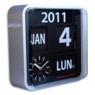 Horloge calendrier analogique, lv medical