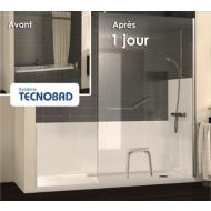 Installation de douche TECHNOBAD, LV MEDICAL