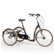 Tricycle Vintage assistance électrique, adulte