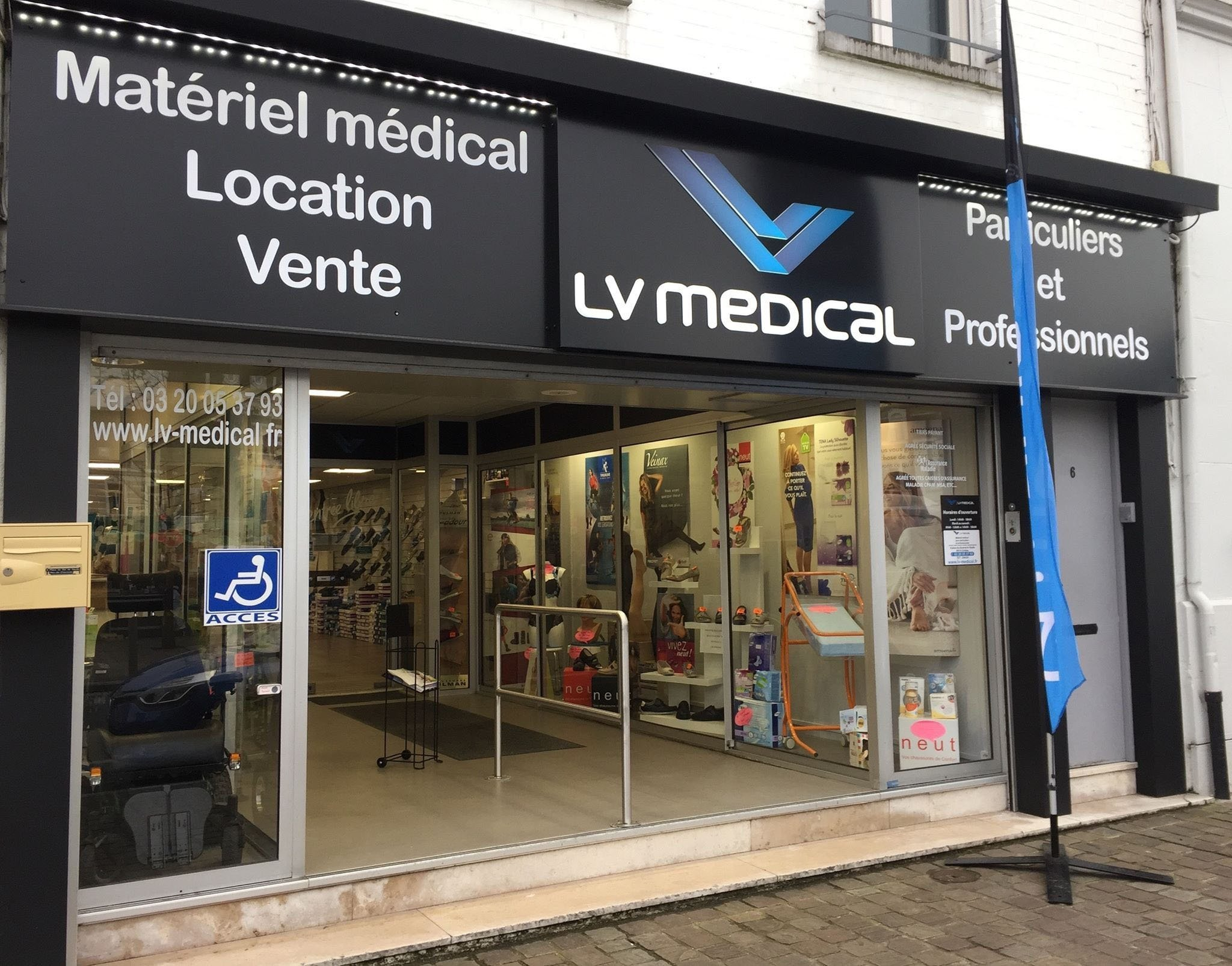 LV MEDICAL ORCHIES