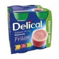 Delical boisson sans sucres