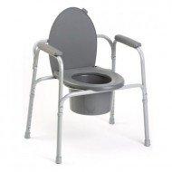 Chaise-toilette 3 en 1 Invacare Styxo