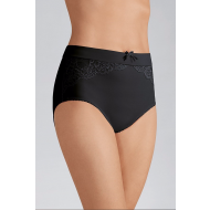 Culotte taille haute Lilly - Noir