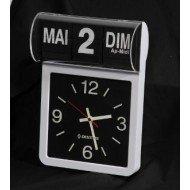 Horloge calendrier classic, lv medical