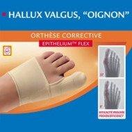 Orthèse corrective de l'Hallux valgus