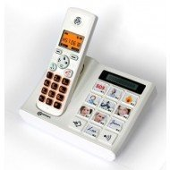 Téléphone Photodect Geemarc, lv medical