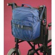Sac adaptable sur fauteuil roulant, lv medical